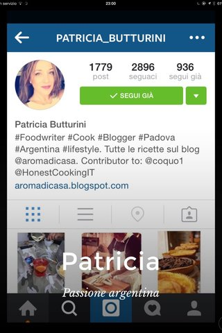 Patricia Passione argentina