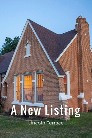 A New Listing Lincoln Terrace