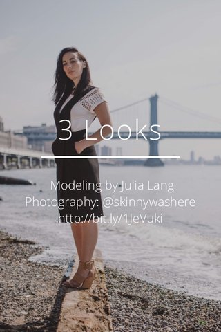 3 Looks Modeling by Julia Lang Photography: @skinnywashere http://bit.ly/1JeVuki