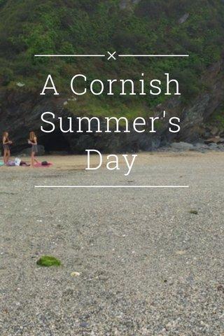 A Cornish Summer's Day