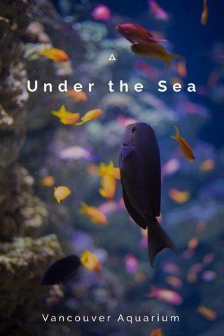 Under the Sea Vancouver Aquarium