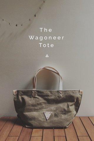 The Wagoneer Tote