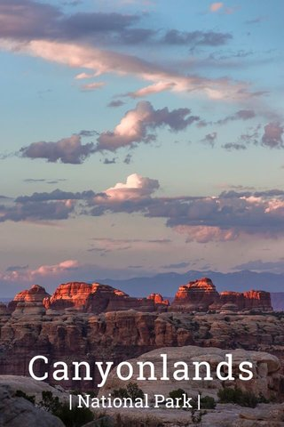 Canyonlands | National Park |