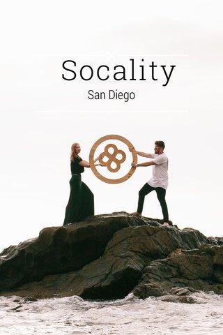 Socality San Diego