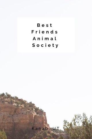 Best Friends Animal Society Kanab, UT