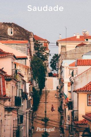 Saudade Portugal