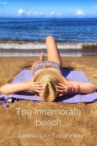 The Innamorata beach Capoliveri (LI) - Tuscany Italy