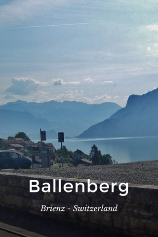 Ballenberg Brienz - Switzerland