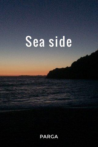 Sea side PARGA