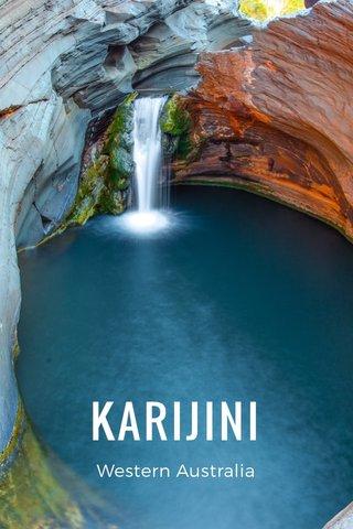 KARIJINI Western Australia