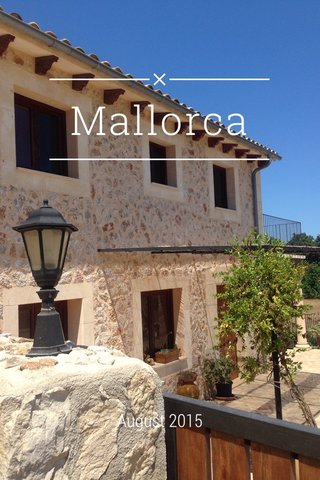 Mallorca August 2015