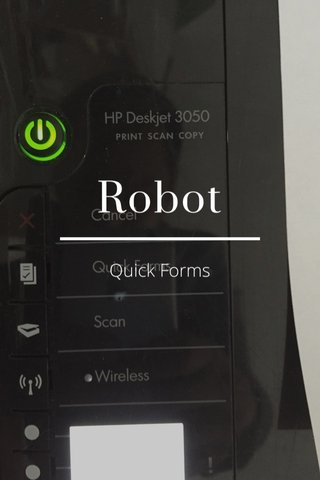 Robot Quick Forms