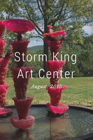 Storm King Art Center August, 2015