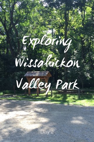 Exploring Wissahickon Valley Park Day 2