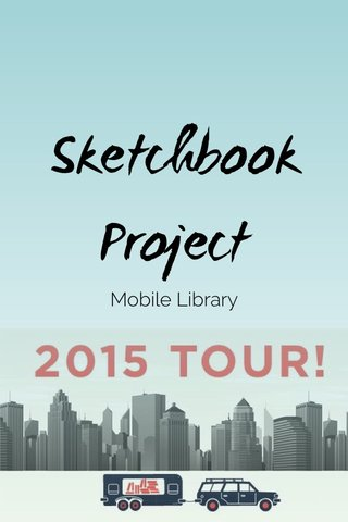 Sketchbook Project Mobile Library