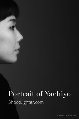 Portrait of Yachiyo ShootLighter.com