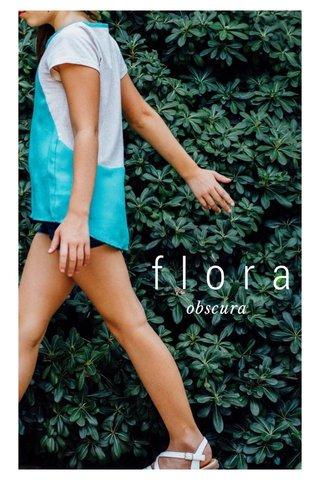 flora obscura