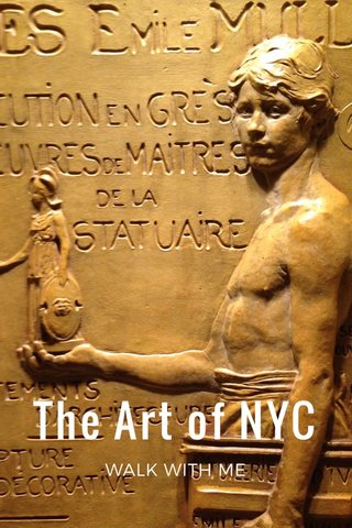 The Art of NYC WALK WITH ME