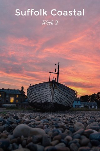 Suffolk Coastal Week 2
