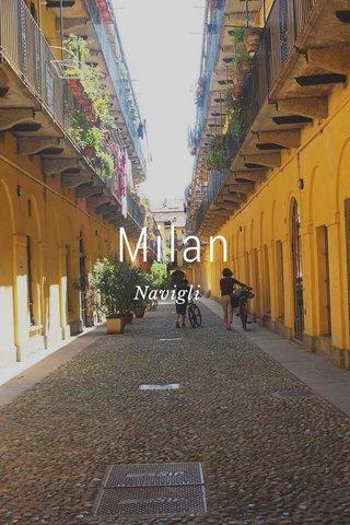 Milan Navigli