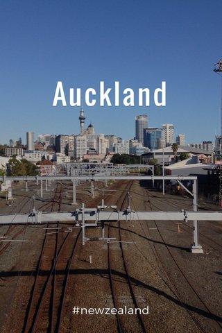 Auckland #newzealand