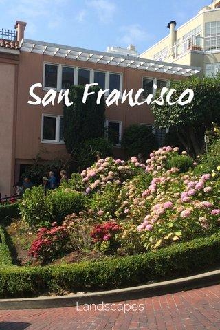 San Francisco Landscapes