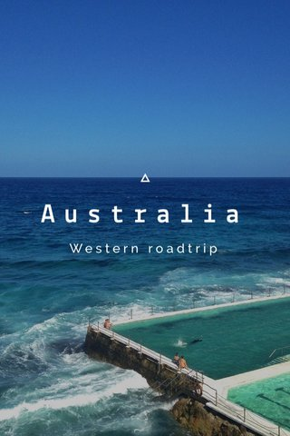 Australia Western roadtrip