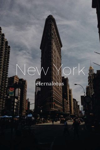 New York eternalotus