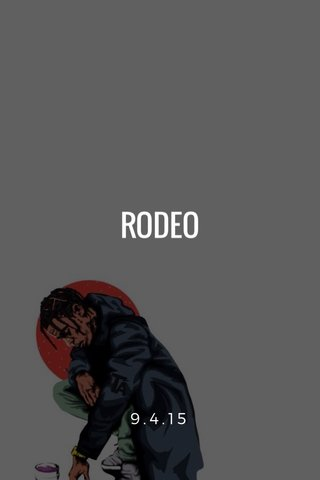 RODEO 9.4.15