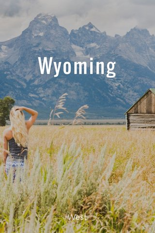 Wyoming West