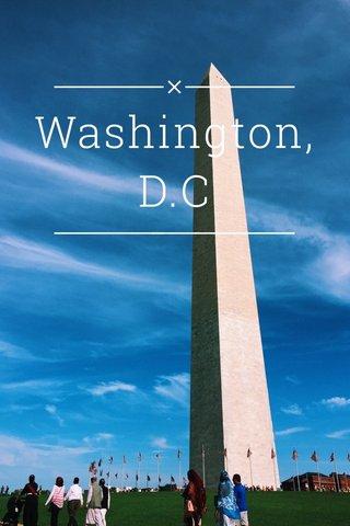 Washington,D.C