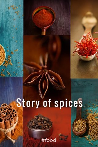 Story of spices #food