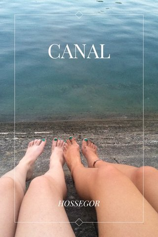 CANAL HOSSEGOR
