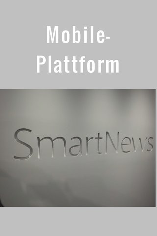 Mobile-Plattform