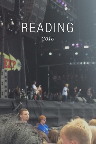 READING 2015