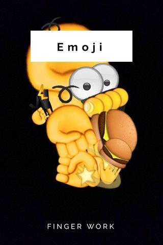 Emoji FINGER WORK