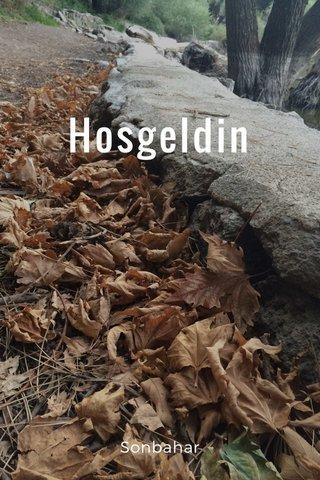 Hosgeldin Sonbahar
