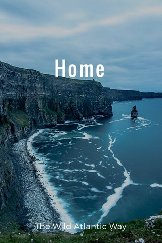 Home The Wild Atlantic Way