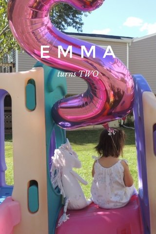 EMMA turns TWO