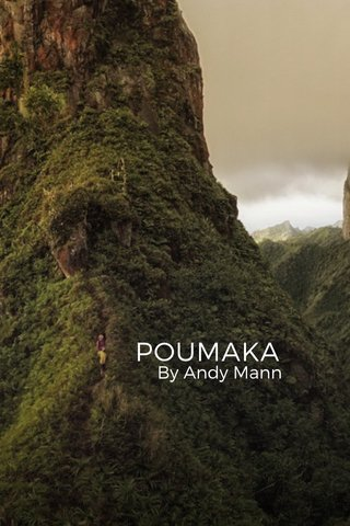 POUMAKA By Andy Mann