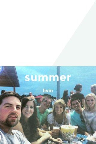summer livin