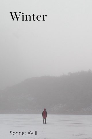 Winter Sonnet XVIII