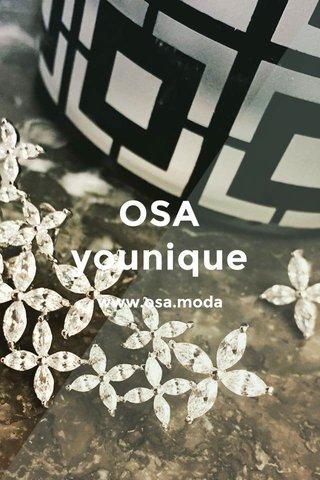 OSA younique www.osa.moda