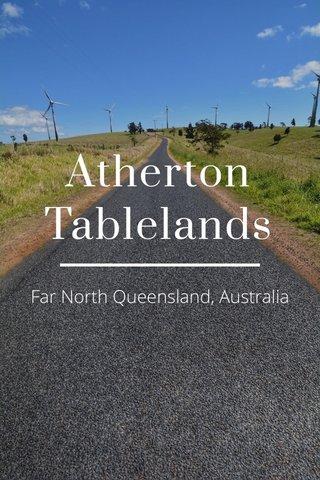 Atherton Tablelands Far North Queensland, Australia