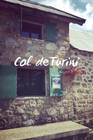 Col deTurini