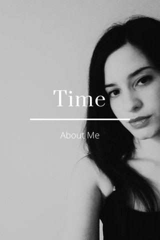 Time About Me