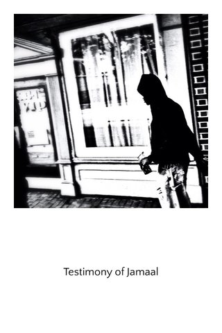 Testimony of Jamaal