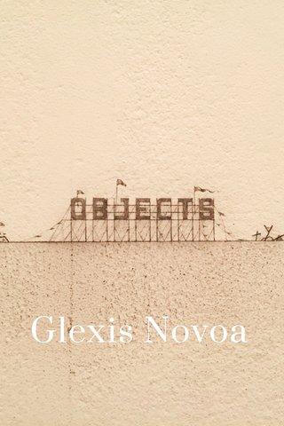 Glexis Novoa