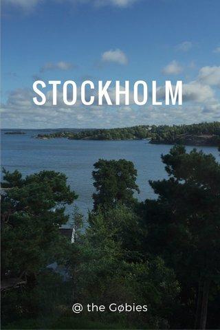 STOCKHOLM @ the Gøbies