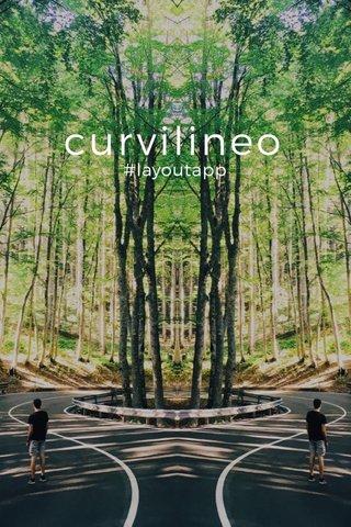 curvilineo #layoutapp